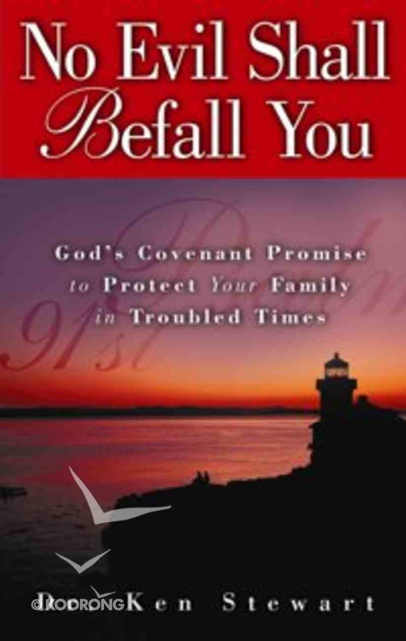 No Evil Shall Befall You Paperback