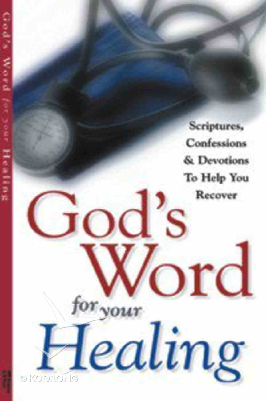 God's Word For Your Healing Paperback