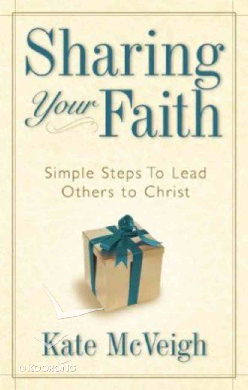 Sharing Your Faith Booklet