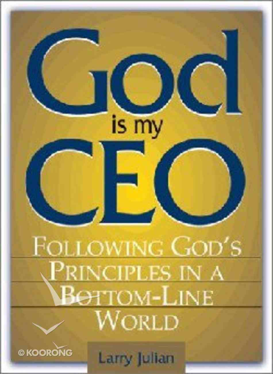 God is My Ceo Hardback