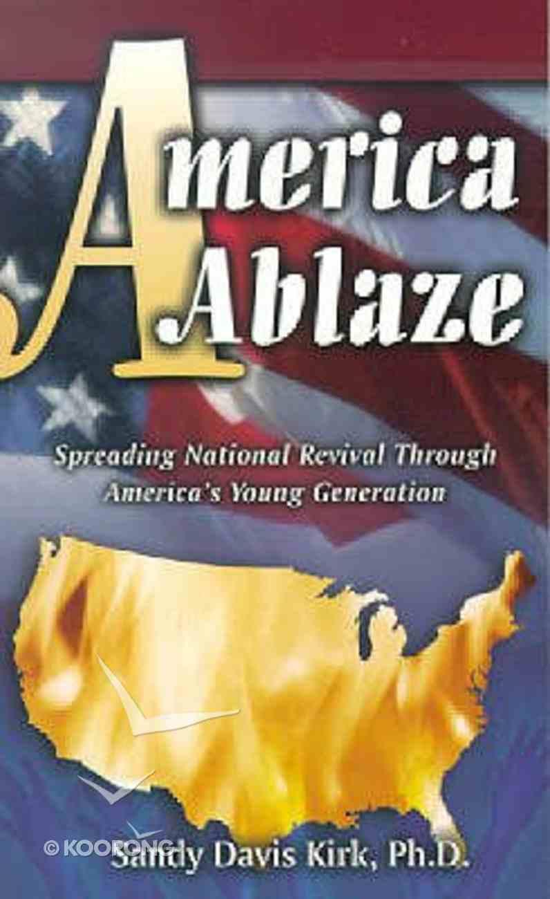 America Ablaze Paperback