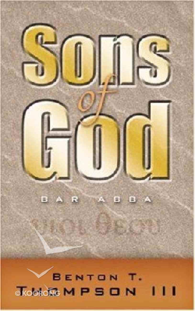 Sons of God Paperback