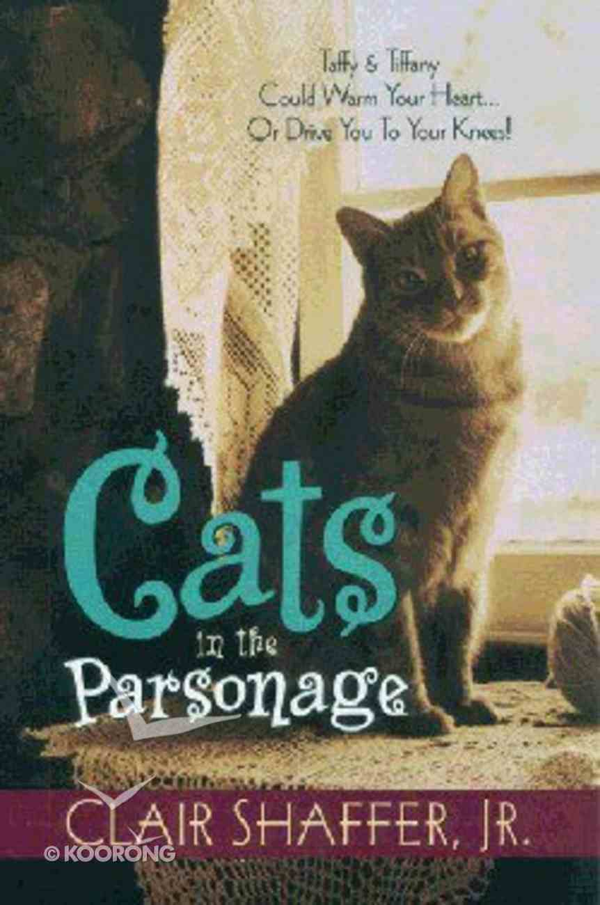 Cats in the Parsonage Paperback