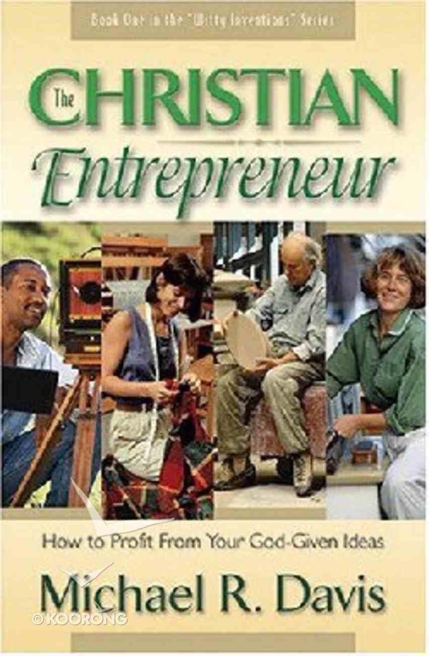 The Christian Entrepreneur Paperback