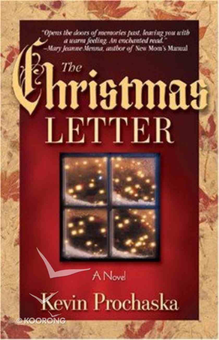 The Christmas Letter Paperback