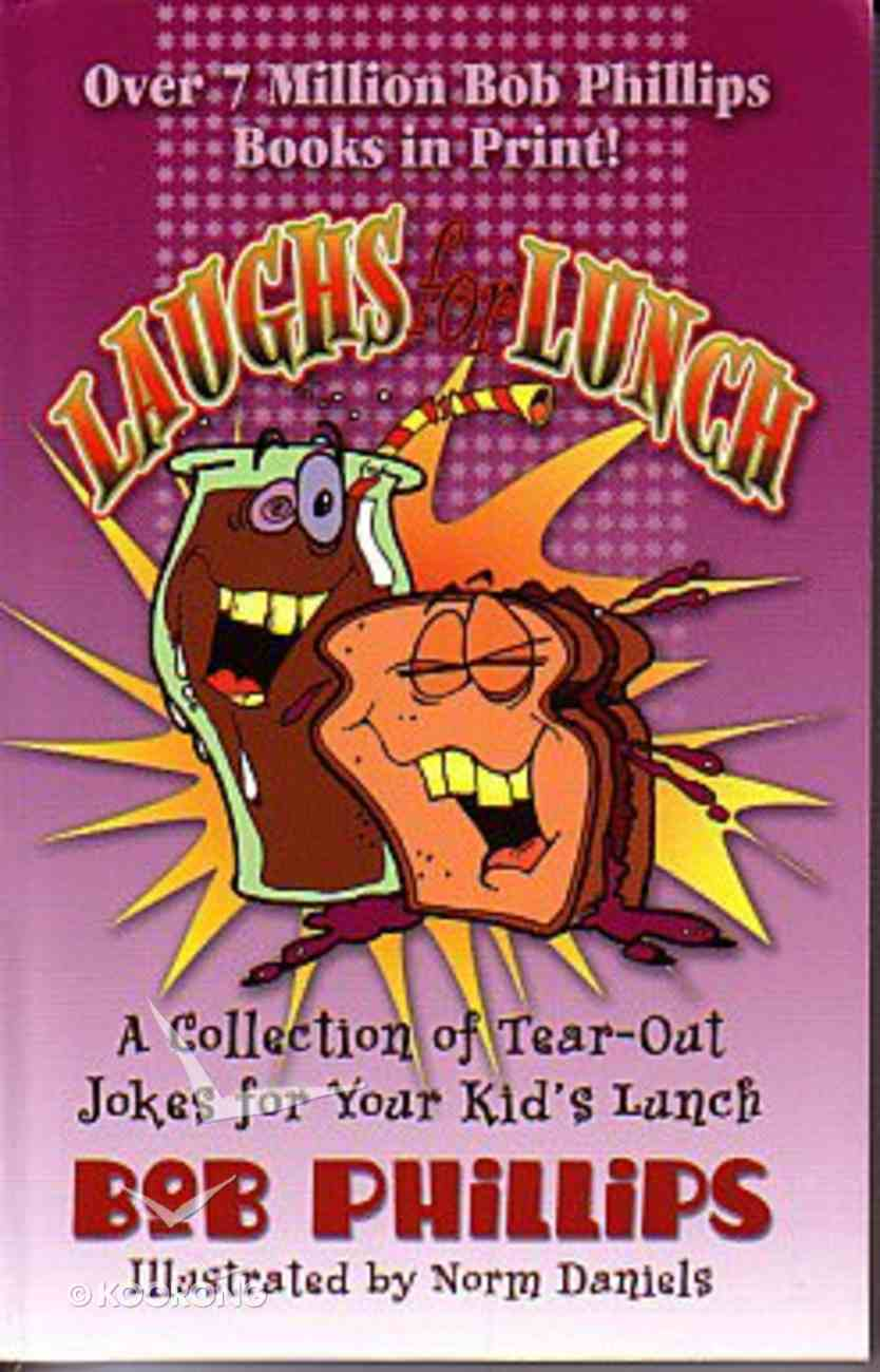 Laughs For Lunch Paperback