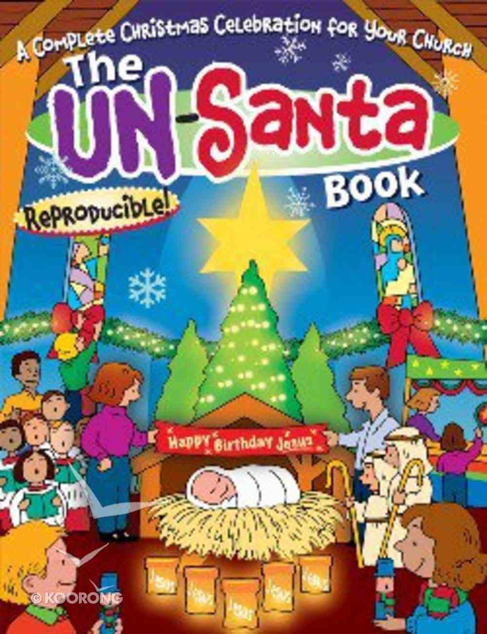 The Un-Santa Book Paperback