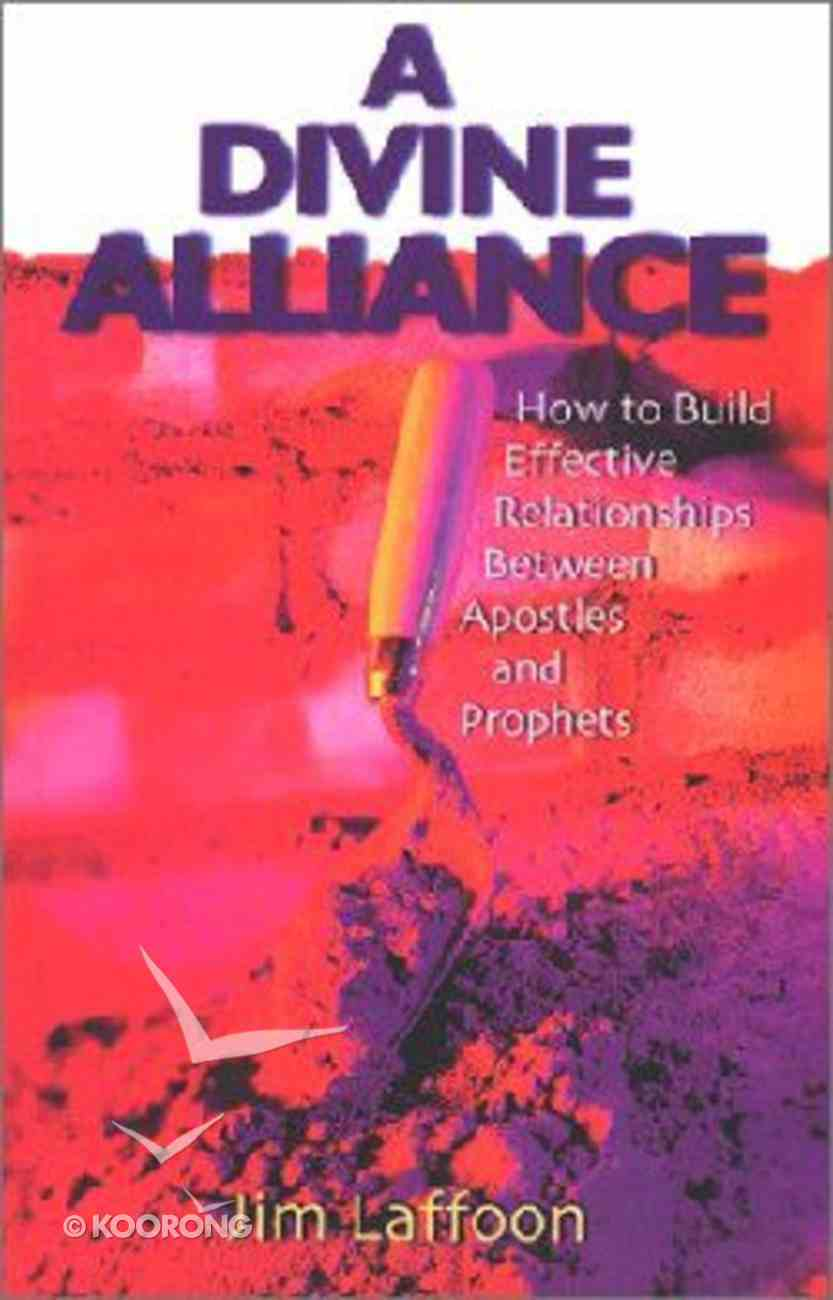 Divine Alliance Paperback