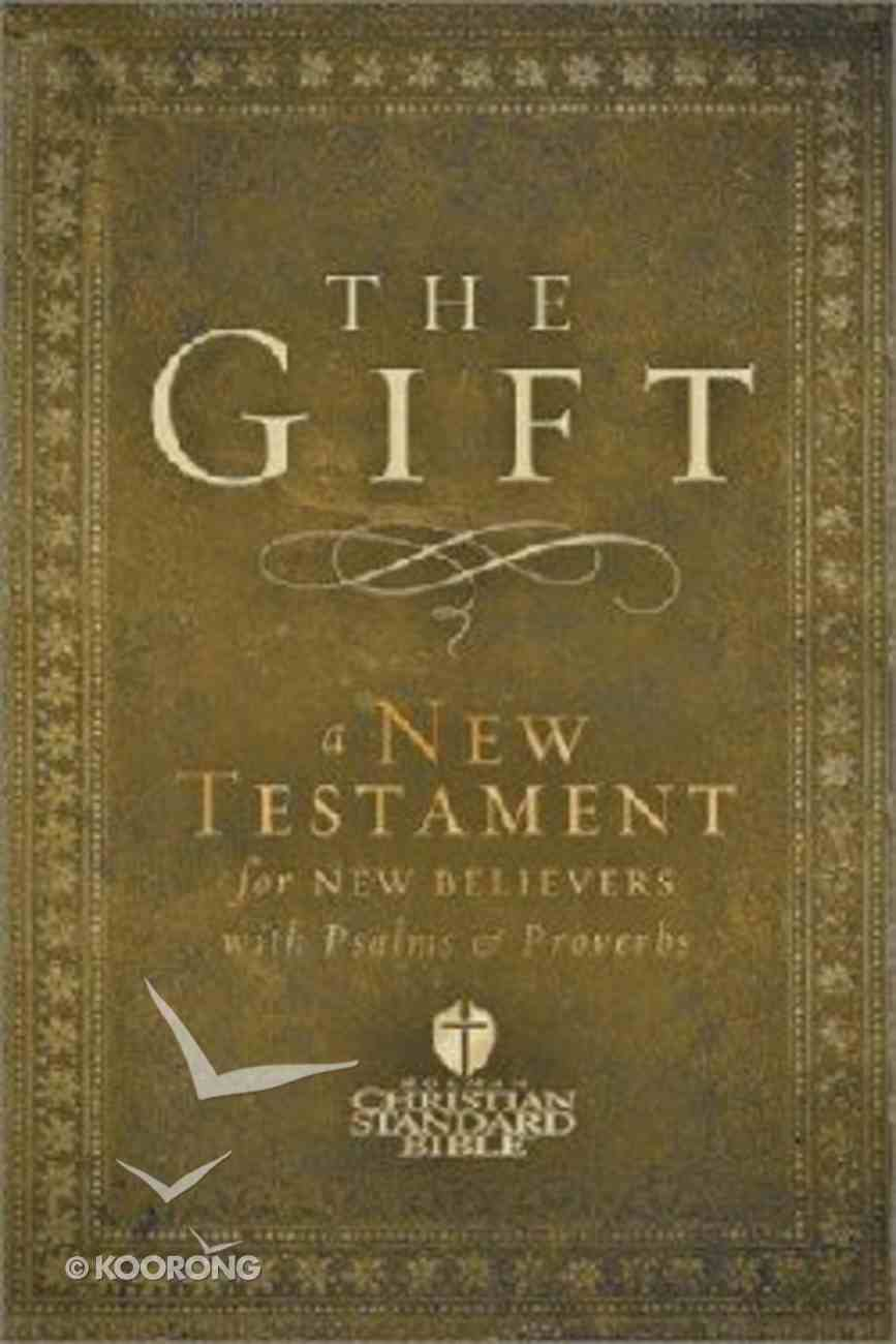 The HCSB Gift Paperback