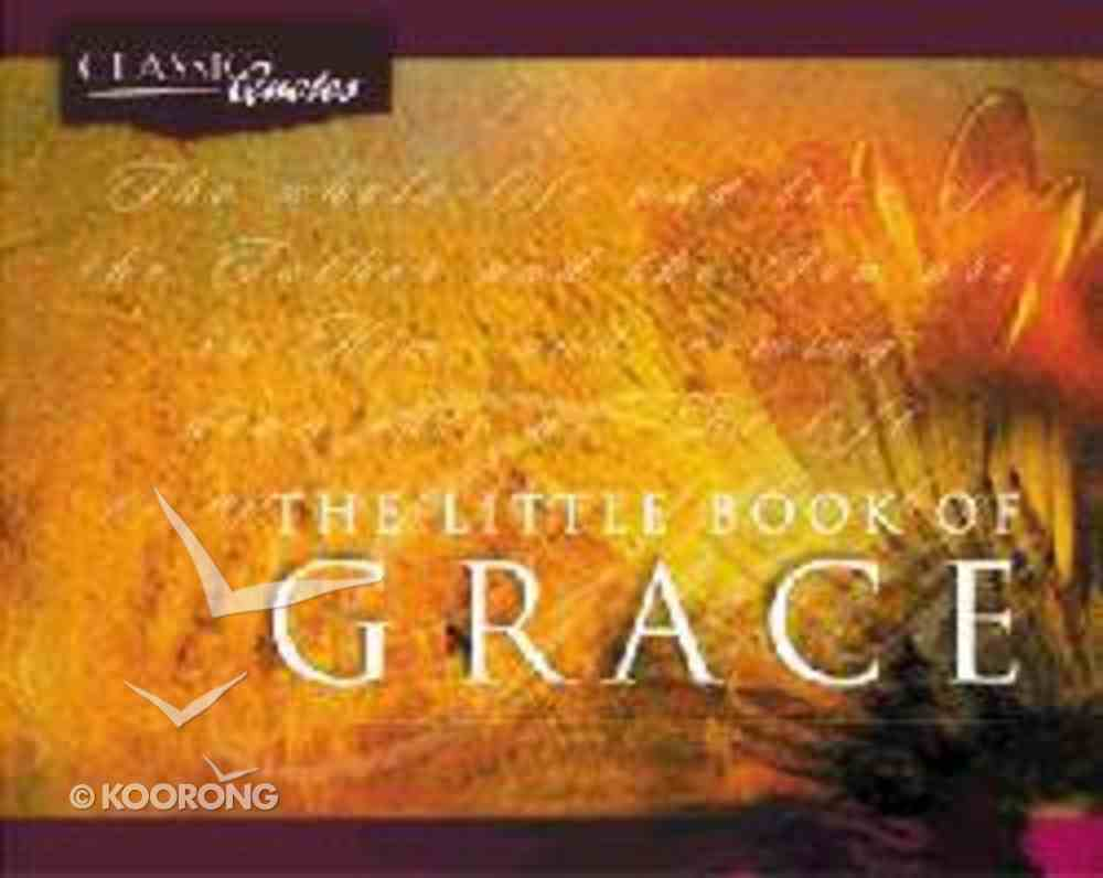 The Little Book of Grace Paperback