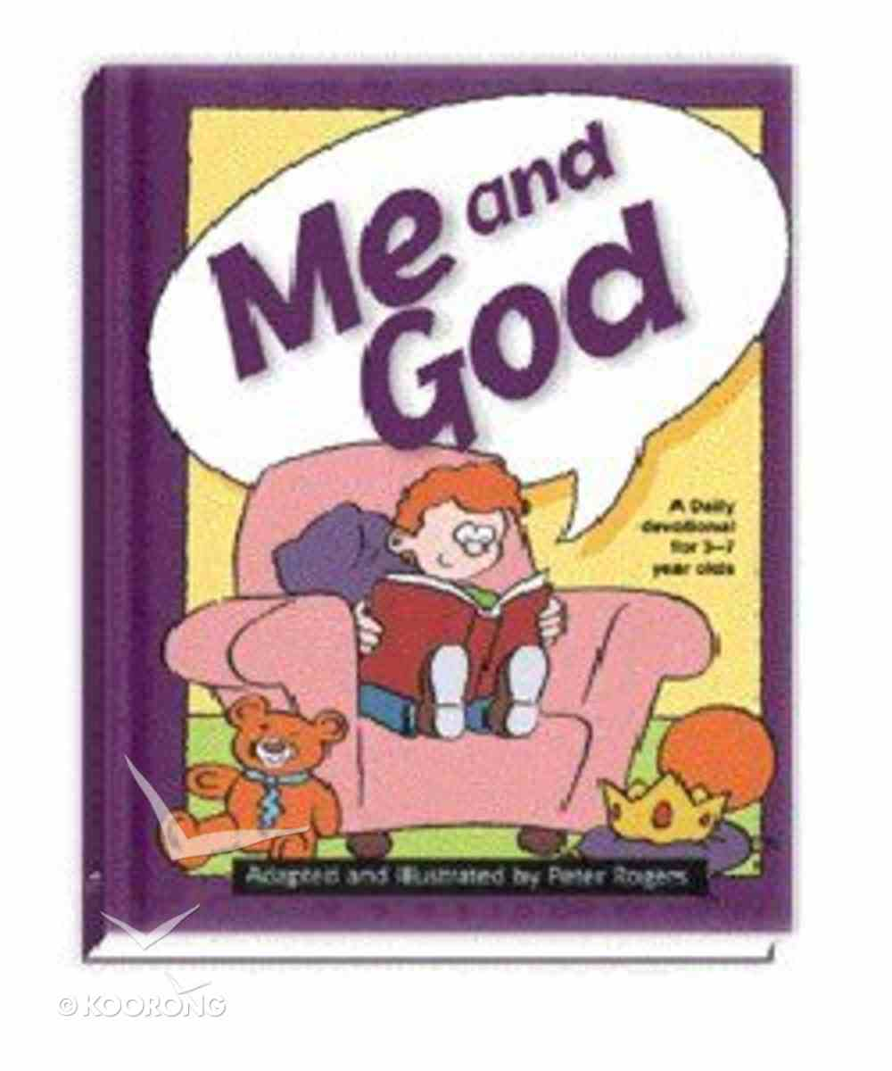 Me and God Hardback