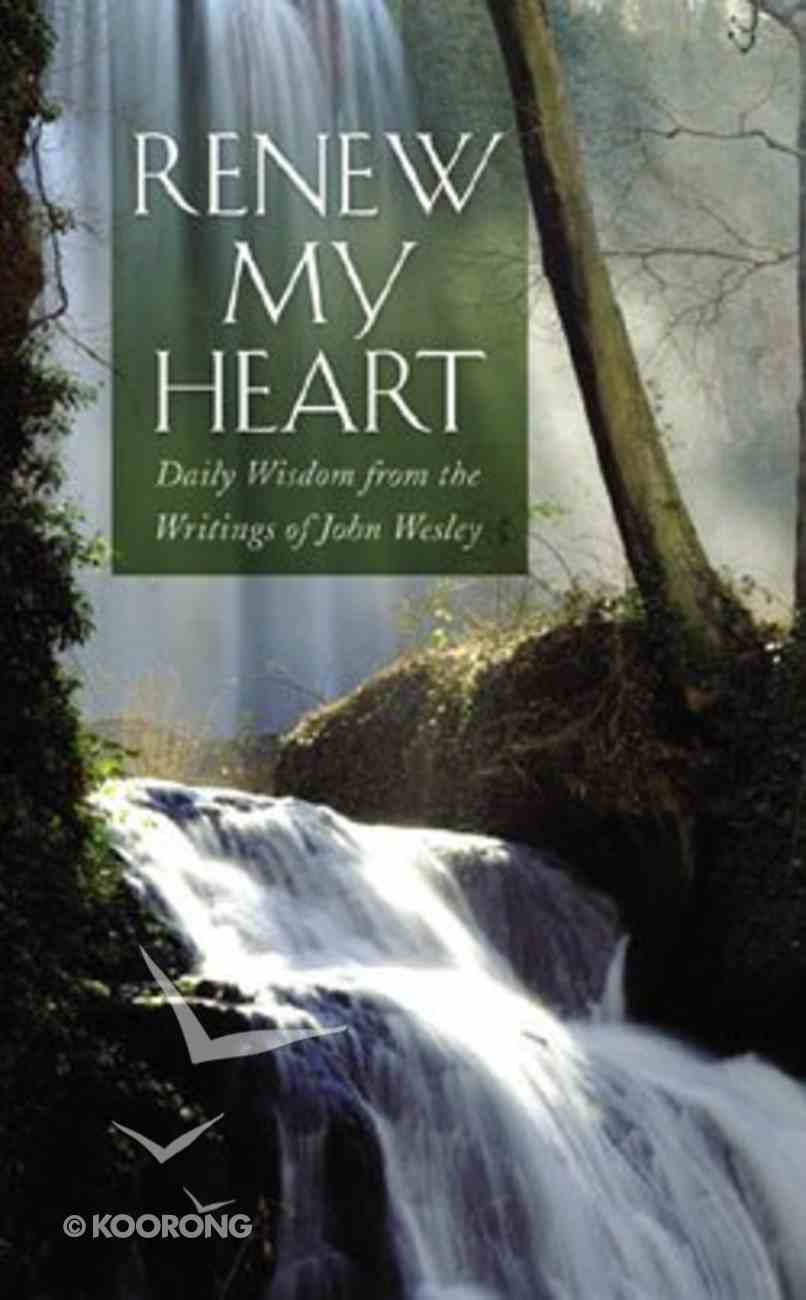 Renew My Heart Paperback