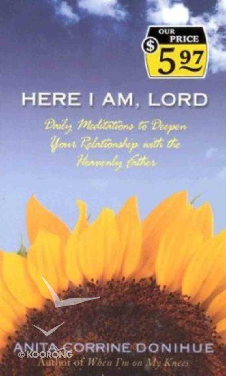 Here I Am, Lord Paperback