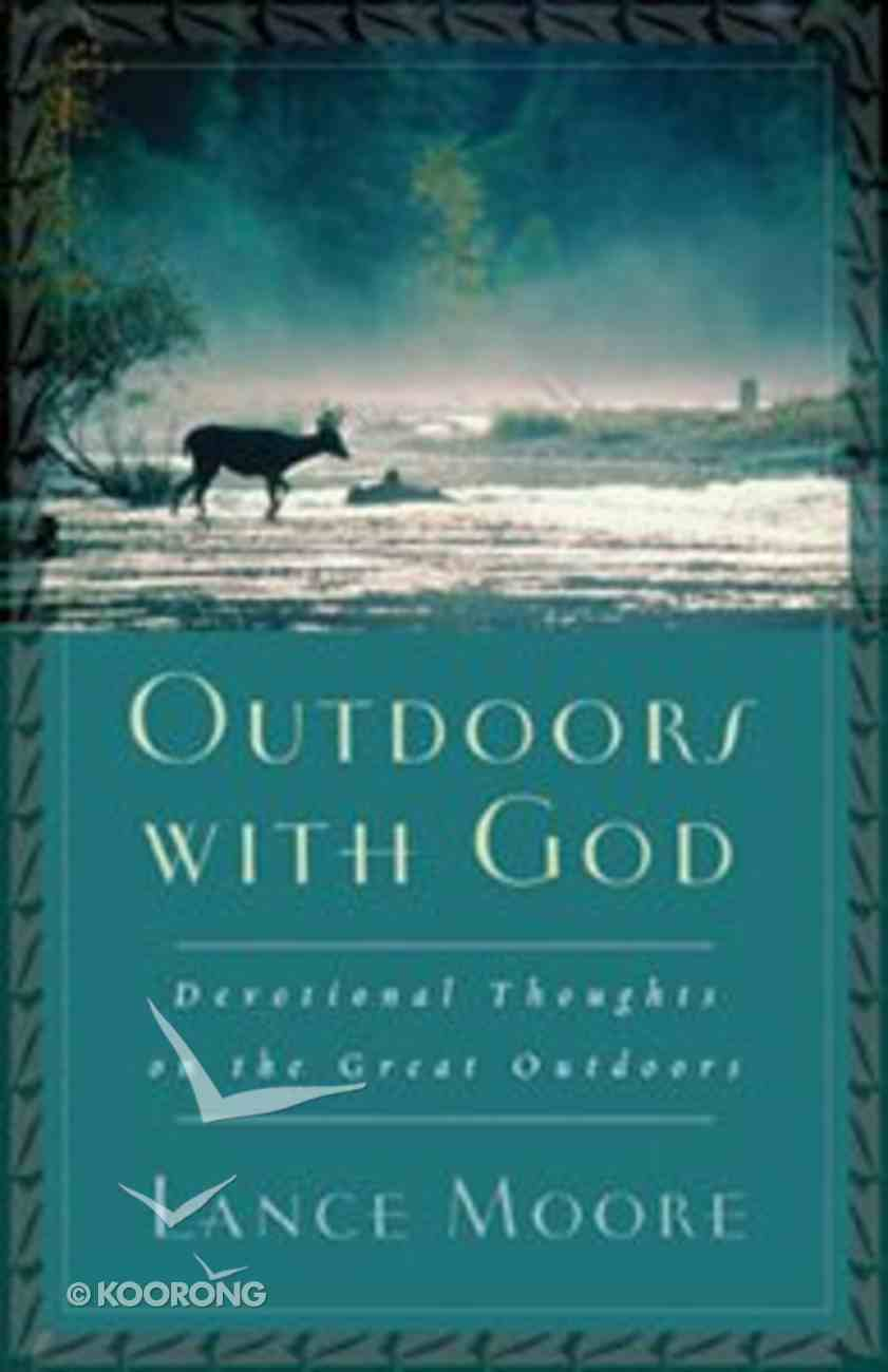 Outdoors With God Paperback