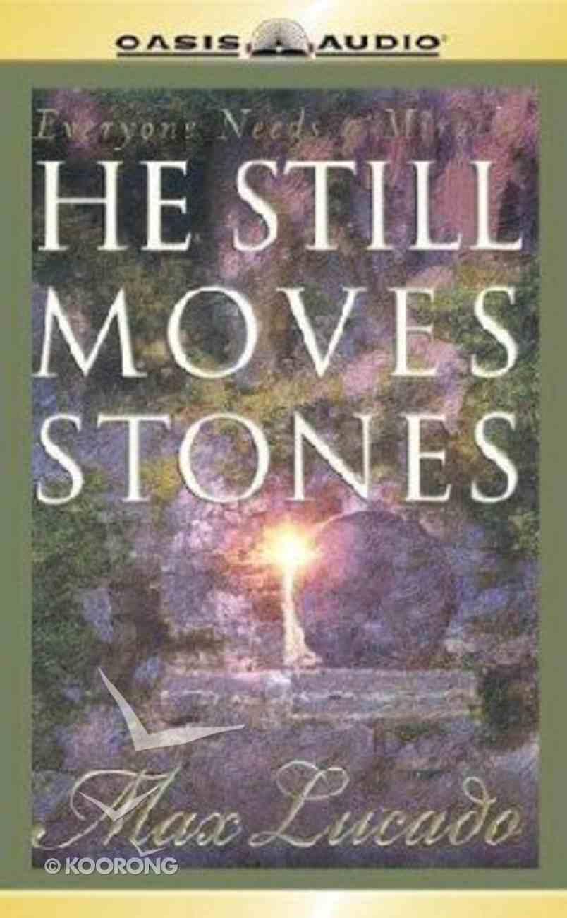 He Still Moves Stones CD