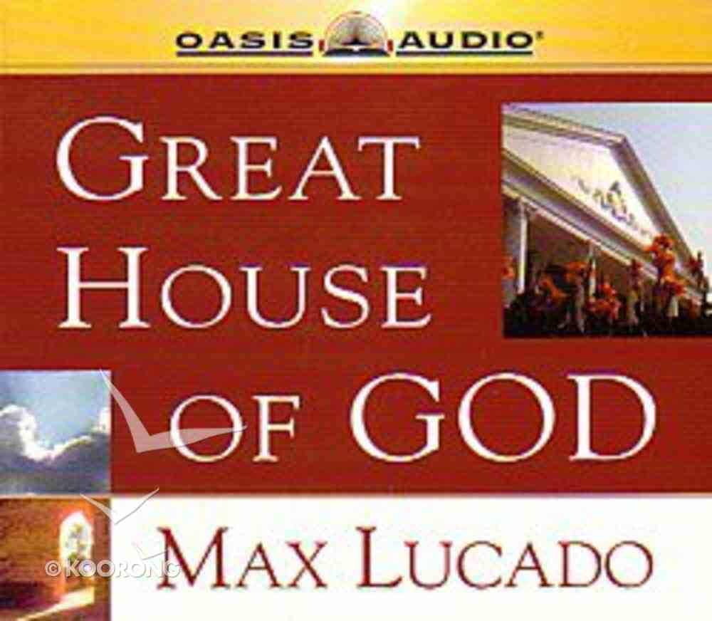 Great House of God CD