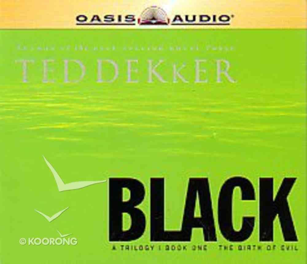 Circle #01: Black (#01 in Dekker Trilogy The Circle Audio Series) CD
