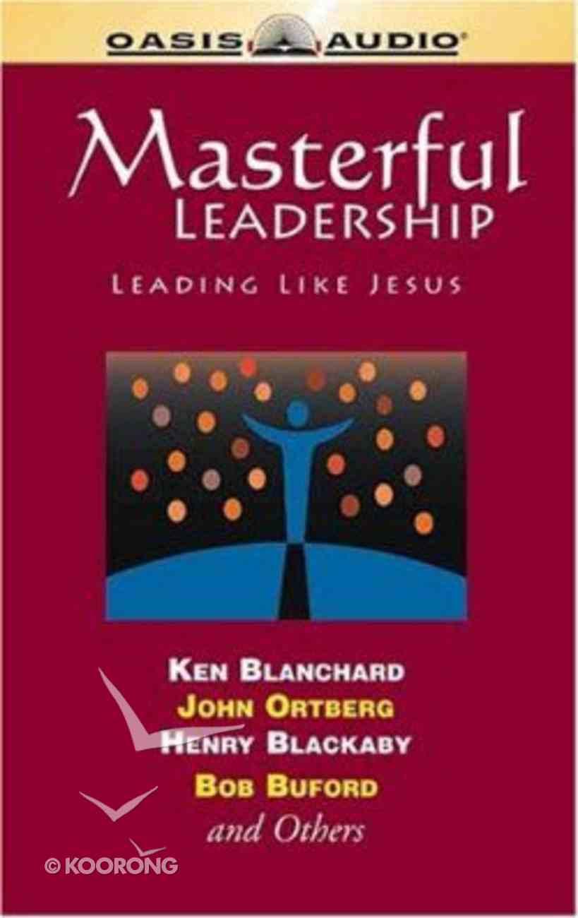 Masterful Leadership CD