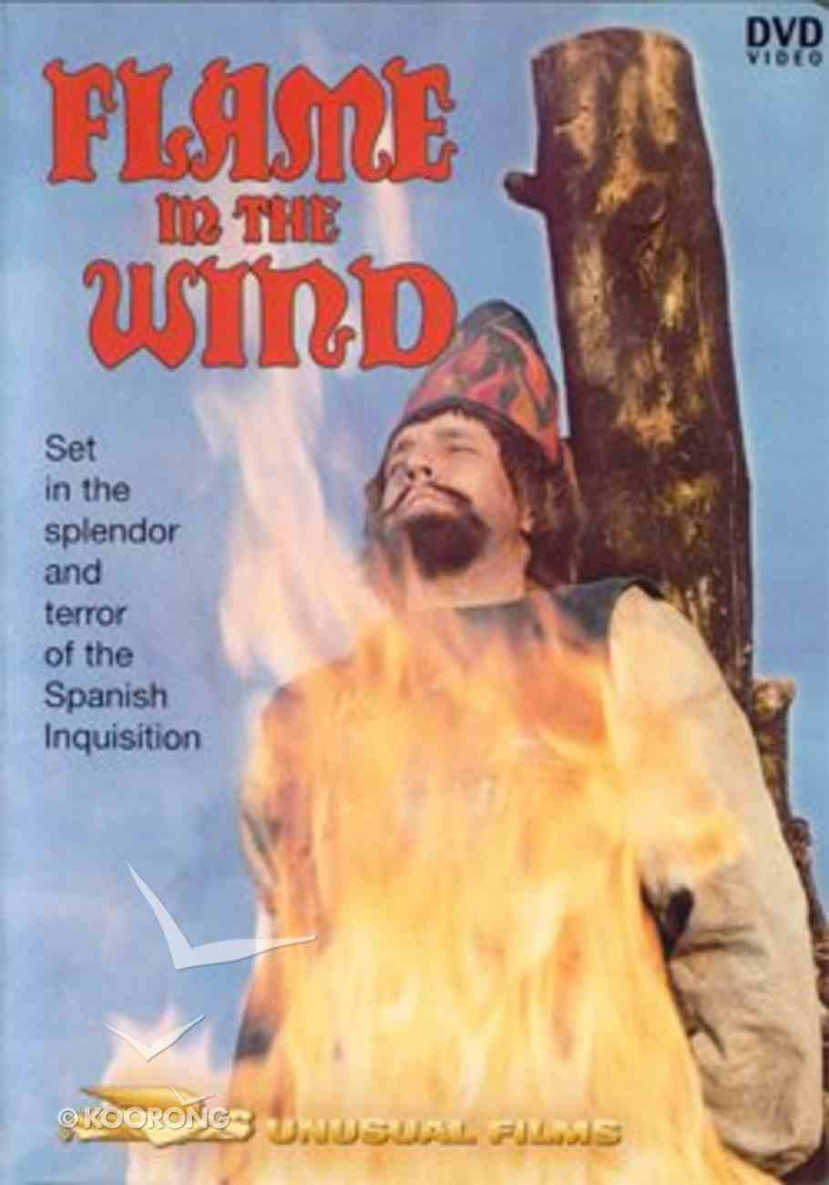 Flame in the Wind DVD