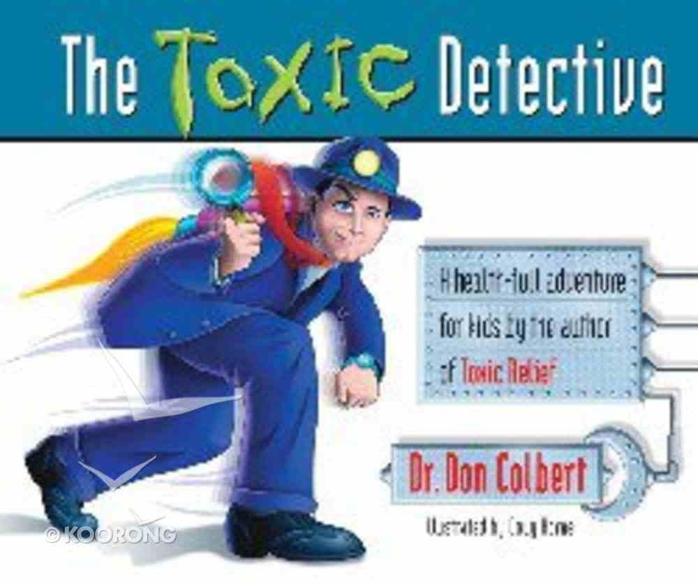 The Toxic Detective Hardback