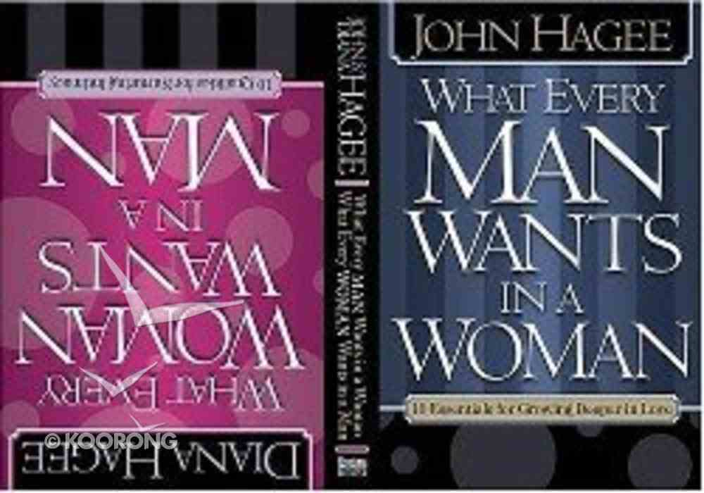 What Every Man Wants in a Woman/What Every Woman Wants in a Man Hardback