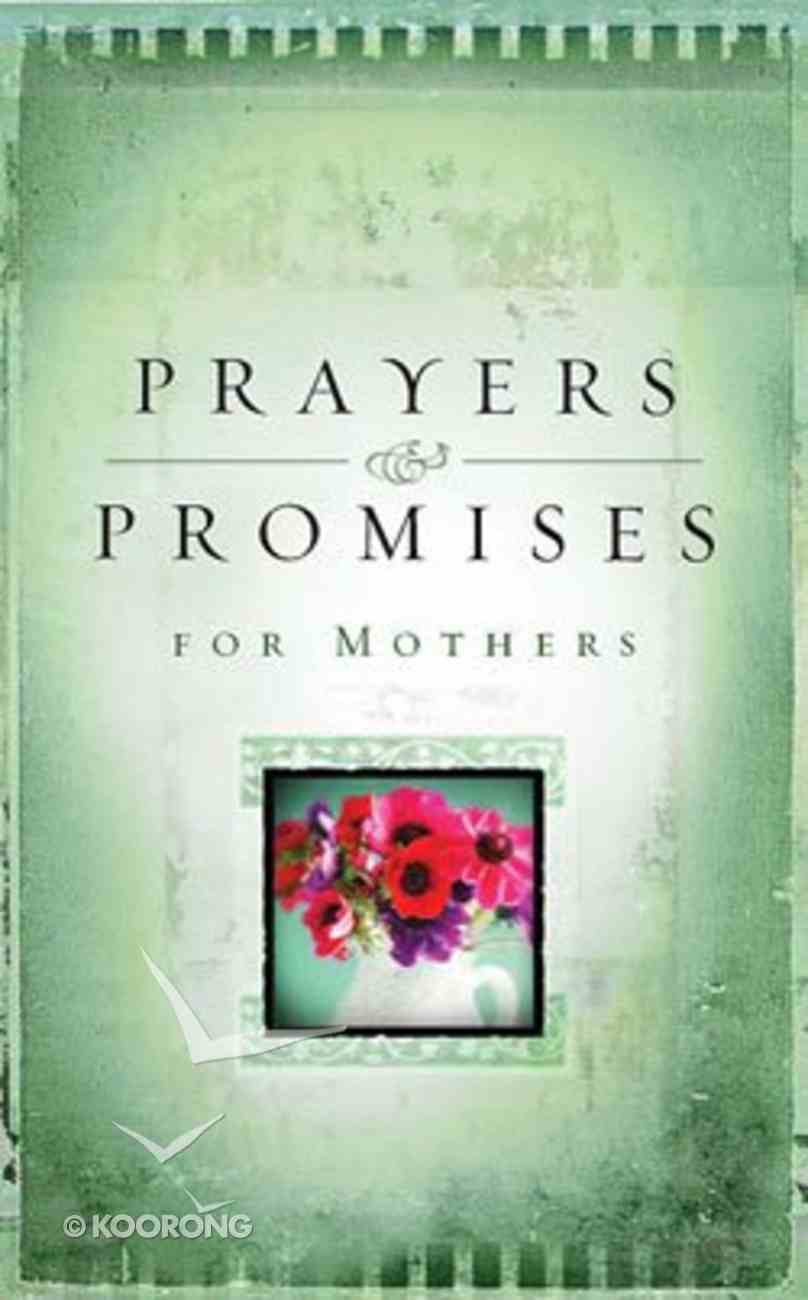 Prayers and Promises For Mothers Imitation Leather