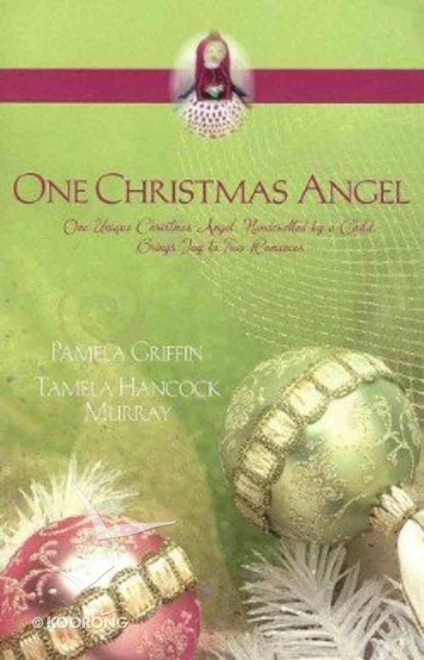One Christmas Angel Paperback