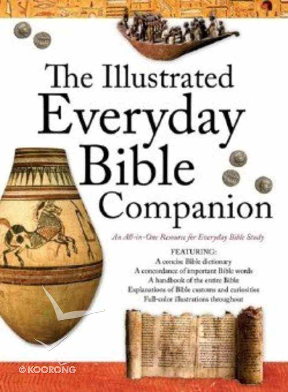 The Illustrated Everyday Bible Companion Paperback