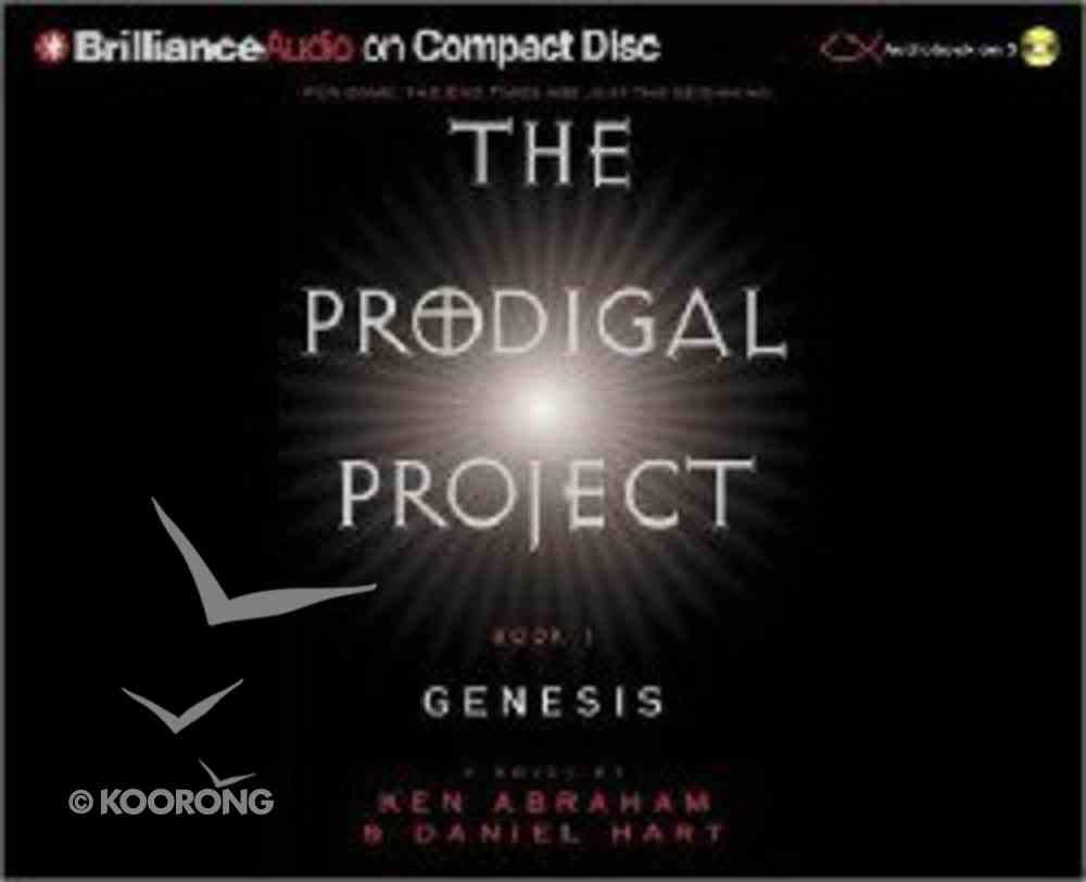 Genesis (#01 in Prodigal Project Audiobook Series) CD