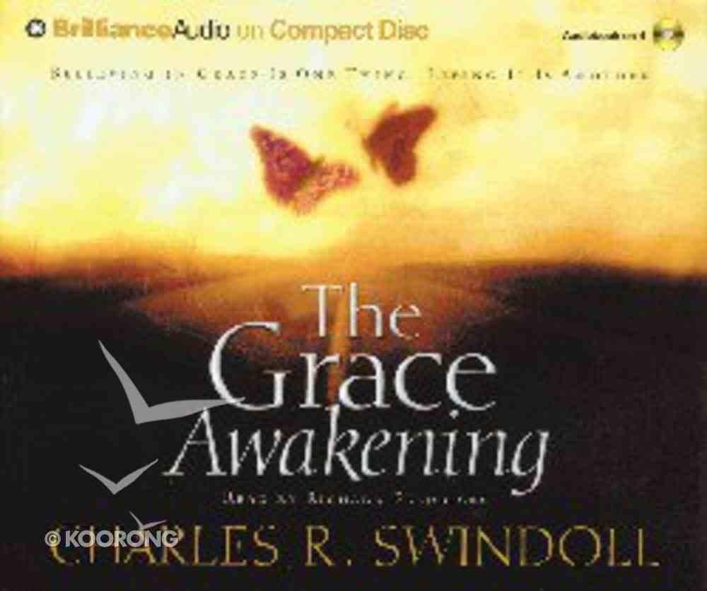 The Grace Awakening CD