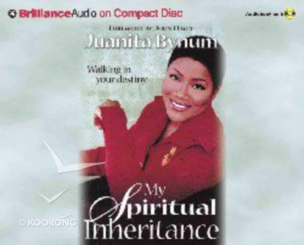 My Spiritual Inheritance CD