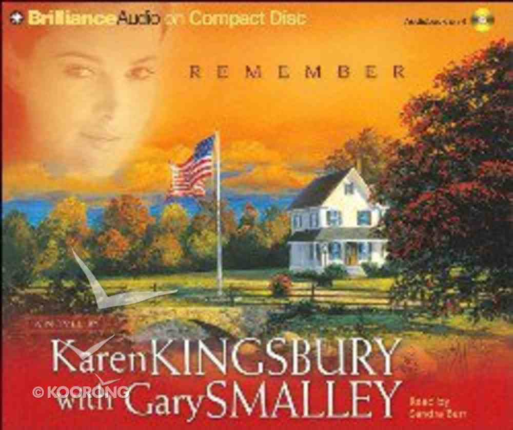 Remember (4 CDS) (#02 in Redemption Audiobook Series) CD
