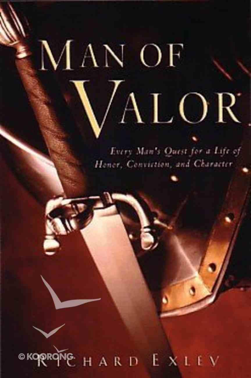 Man of Valor Paperback