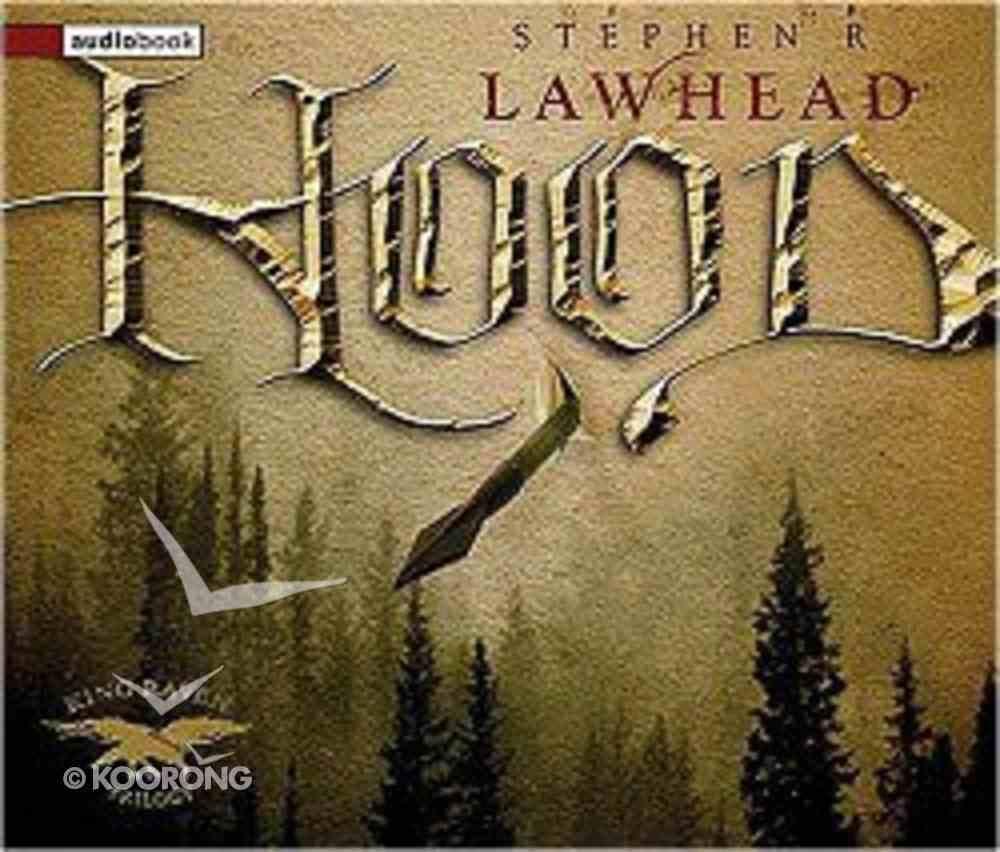 Hood (Abridged) (#01 in King Raven Trilogy Series) CD