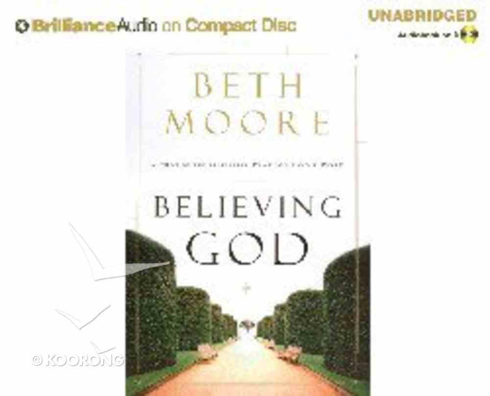 Believing God CD