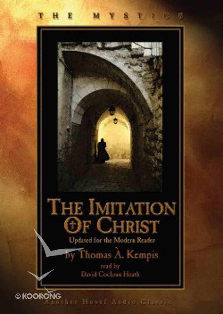 The Imitation of Christ (Mp3) CD