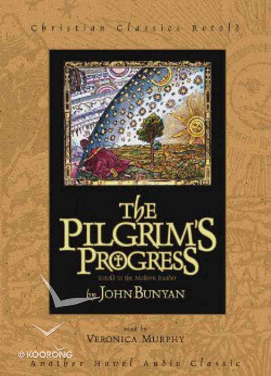 Pilgrim's Progress (Abridged 3cds) CD