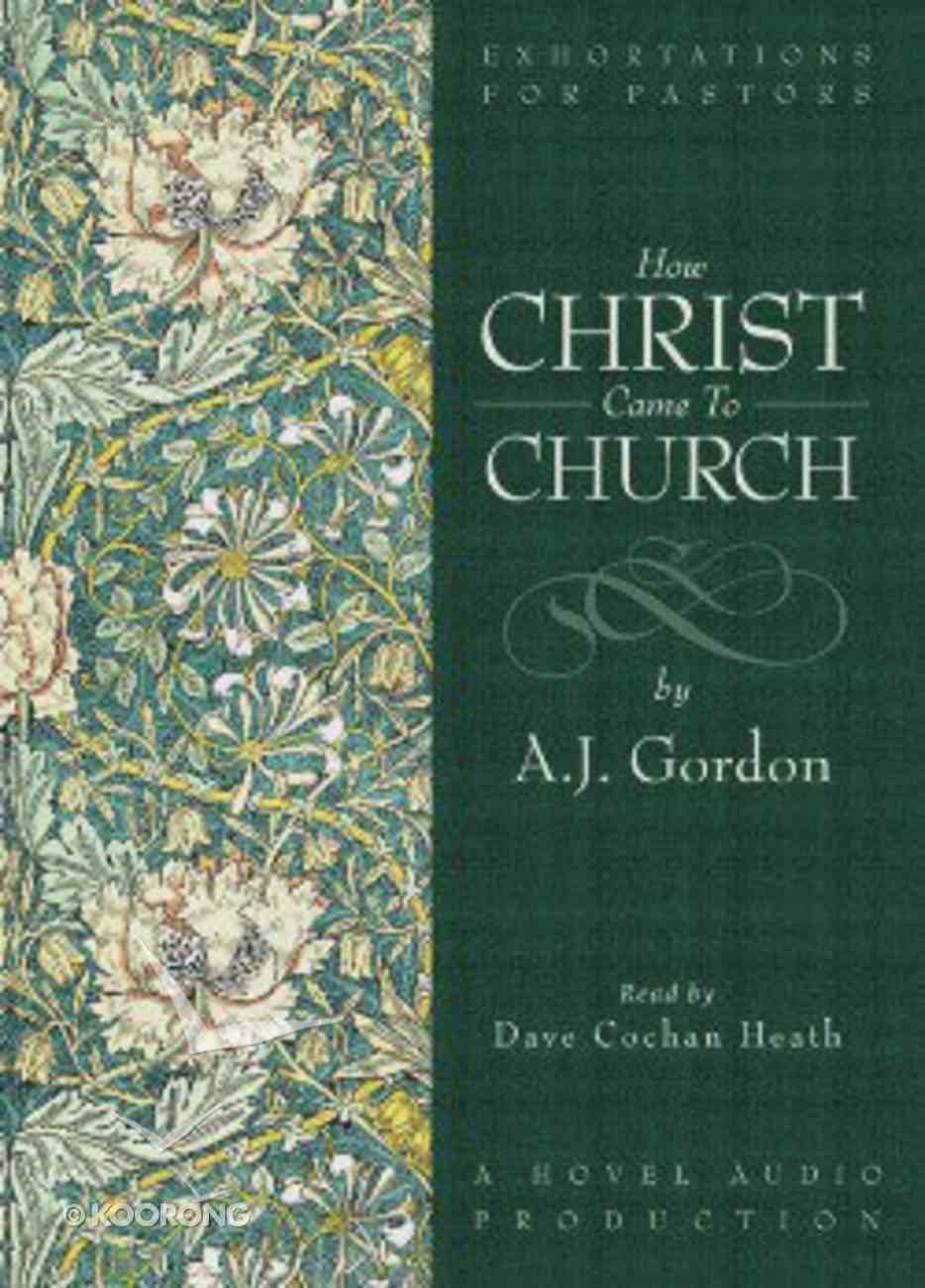 How Christ Came to Church CD