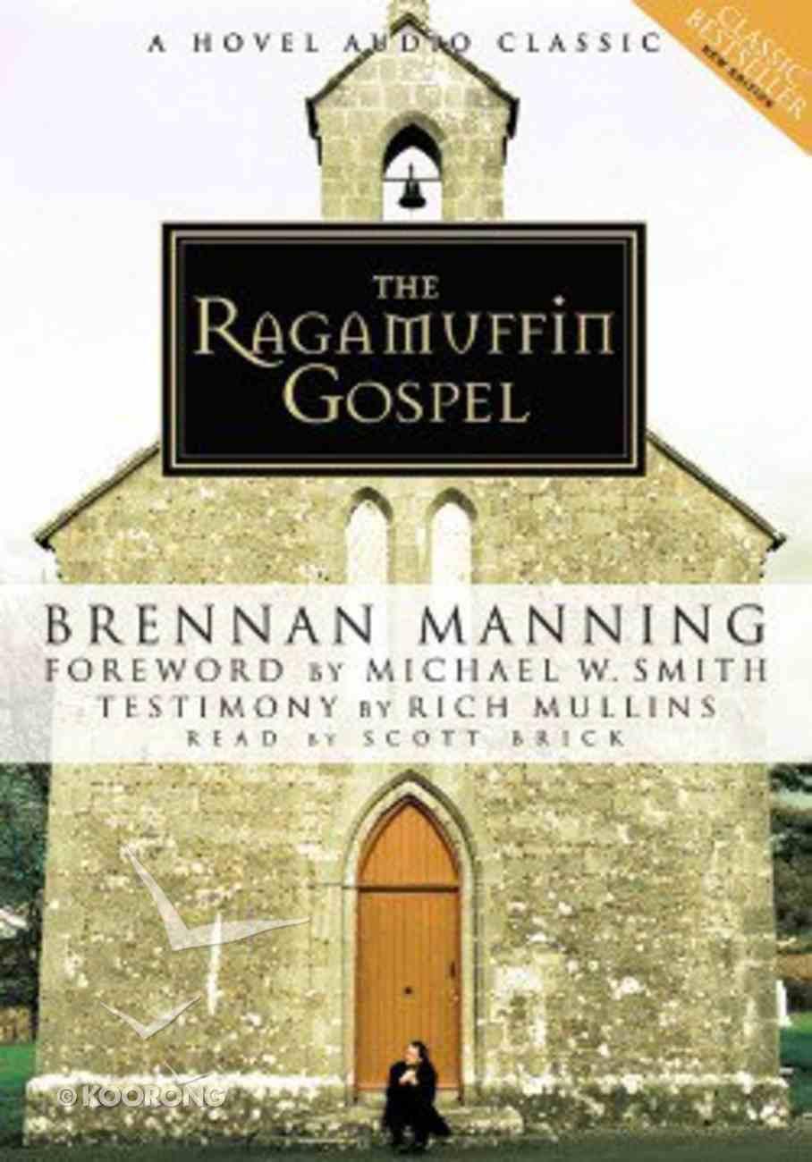 The Ragamuffin Gospel (Mp3) CD