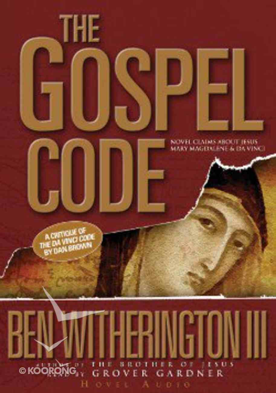 The Gospel Code (Mp3) CD