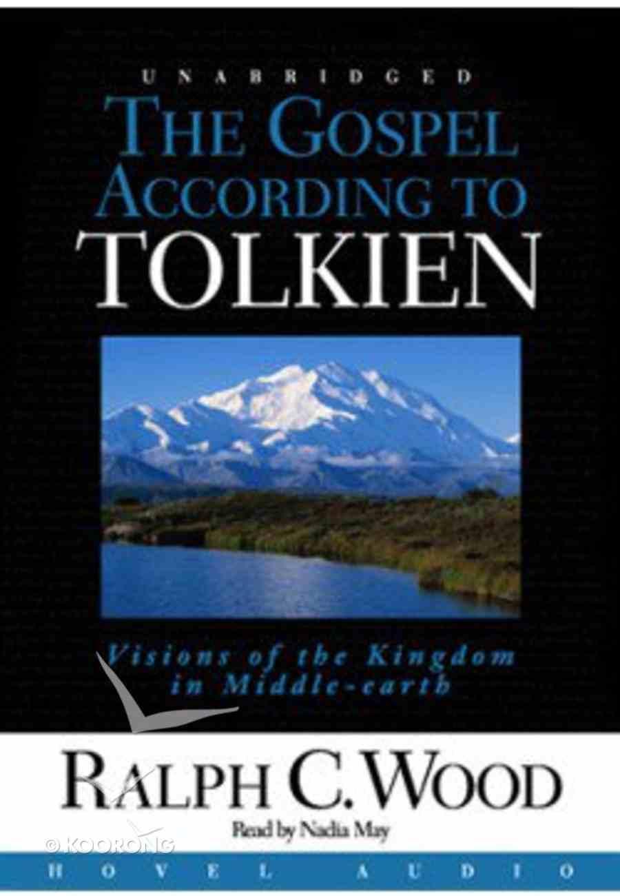 The Gospel According to Tolkien (Unabridged, 6cds) CD