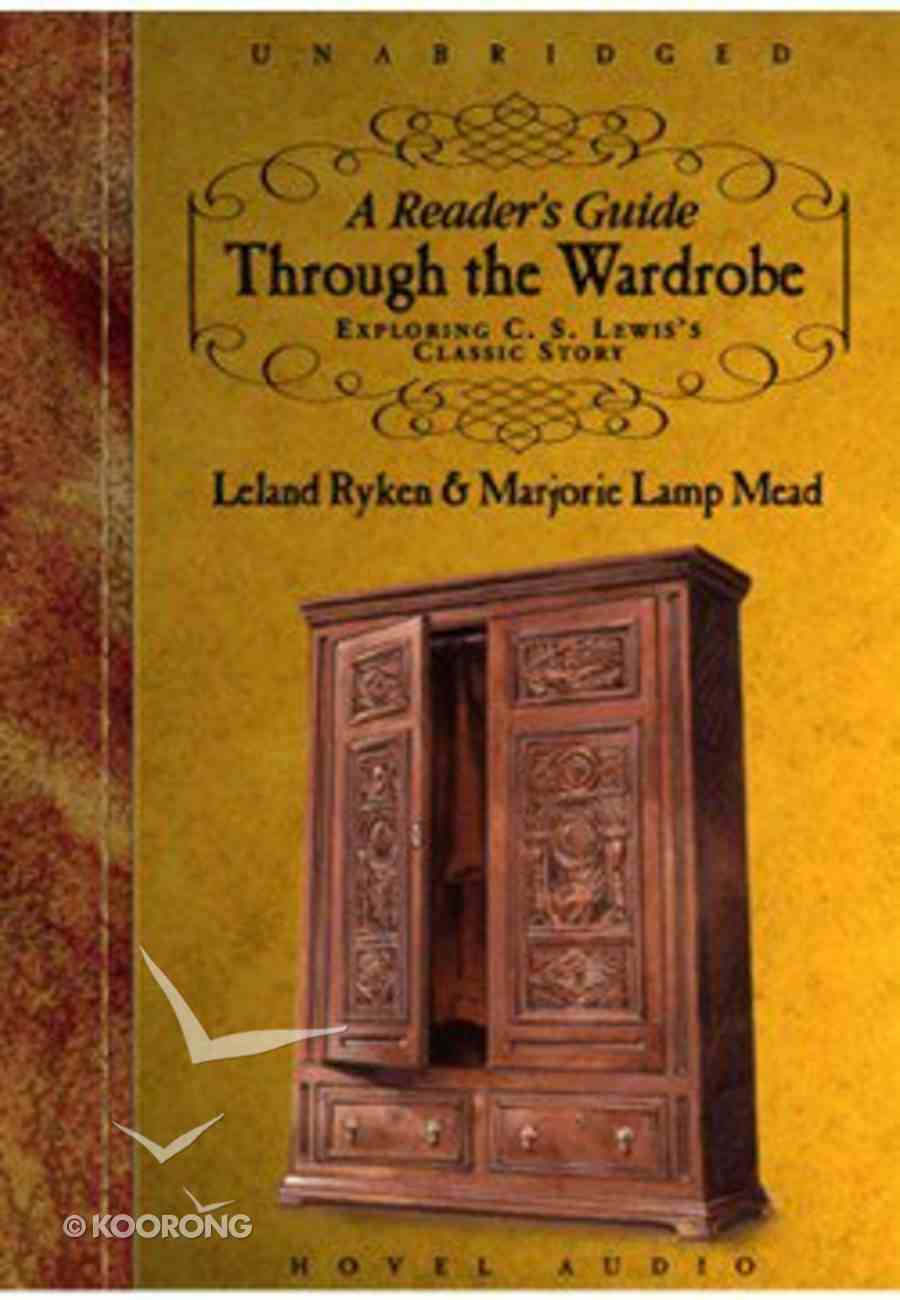 A Reader's Guide Through the Wardrobe (Unabridged, 4cds) CD