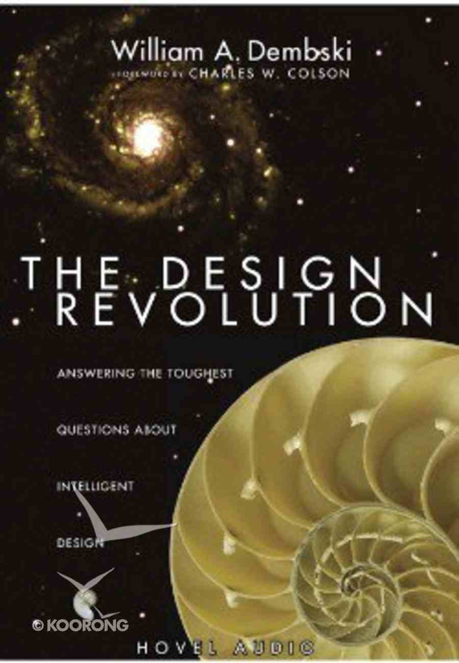 The Design Revolution (Mp3 Unabridged) CD