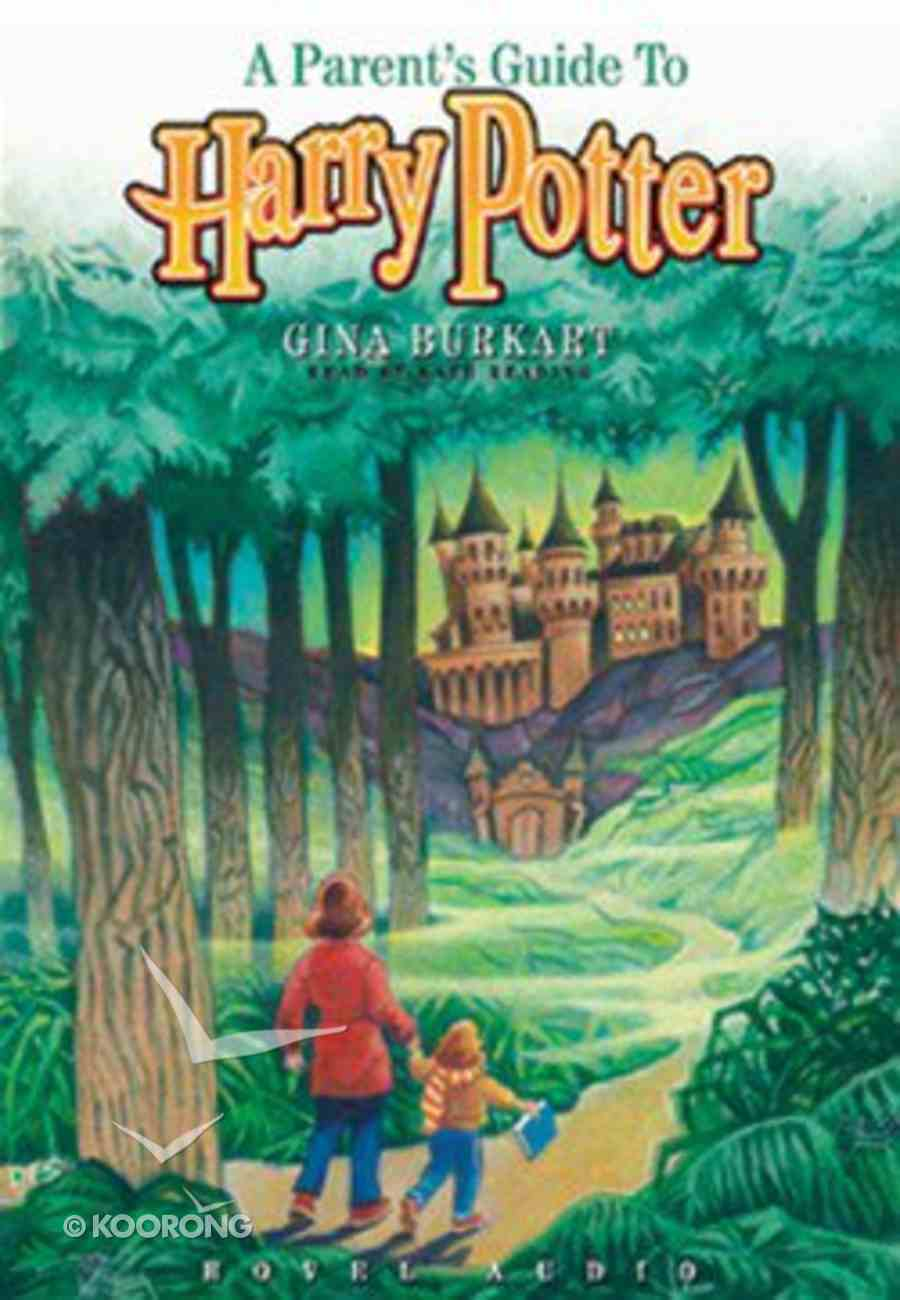 A Parent's Guide to Harry Potter (2cd Set) CD
