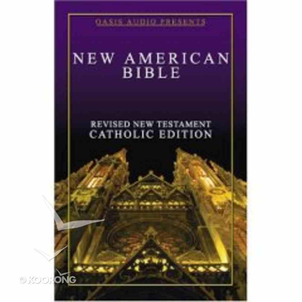 Nab New Testament (Catholic Edition Mp3) CD