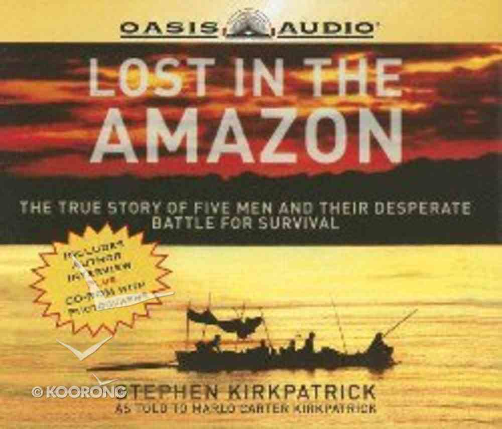 Lost in the Amazon CD