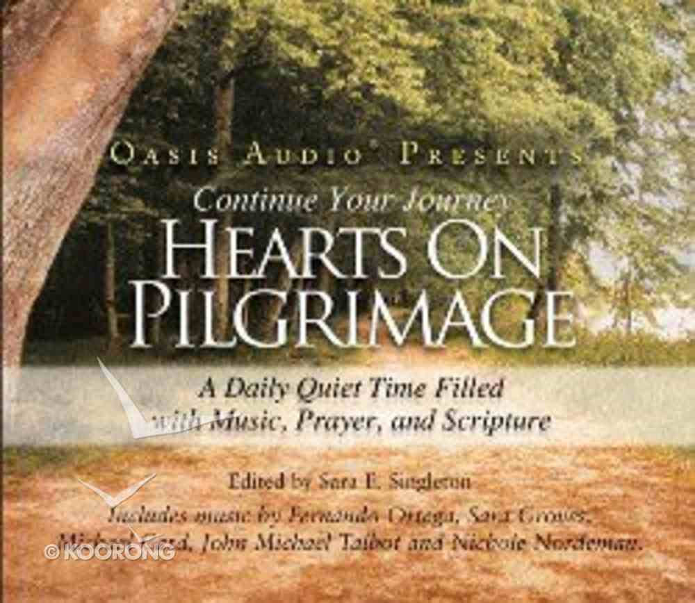 Continuing Your Journey: Hearts on Pilgrimage CD