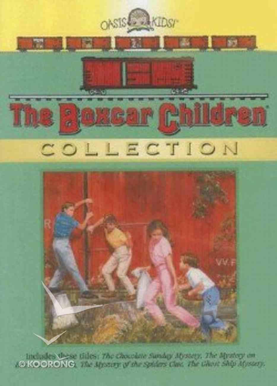 Bcca (Unabridged, 8 Cds) (Volume 01) (Boxcar Collection Audio Series) CD