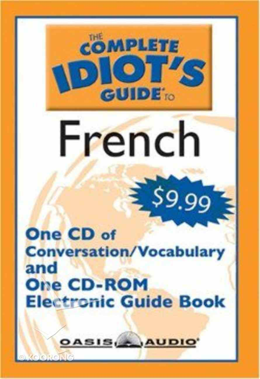 Complete Idiot's Guide to French - Level 1 CD