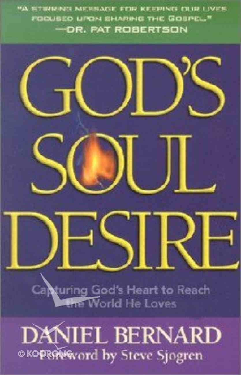 God's Soul Desire Paperback